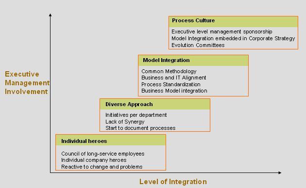 Process Maturity Levels